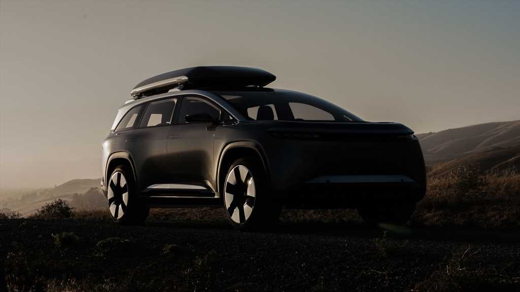 2022 Lucid Gravity SUV First Photos: Everything We Know About the EV Crossover