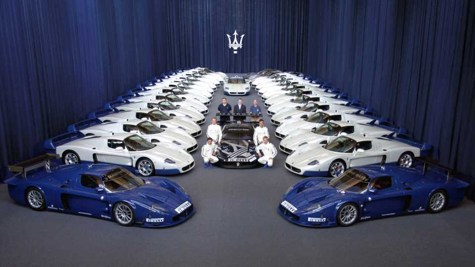 How Maserati Developed a Dominating Supercar the Last Time Around