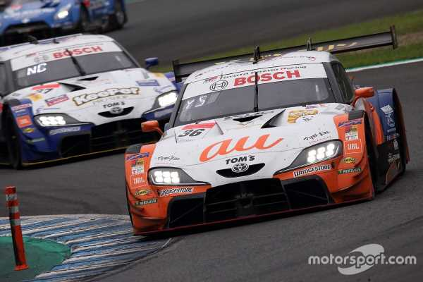 Super GT: Analysing the clash of the TOM'S Toyotas at Motegi