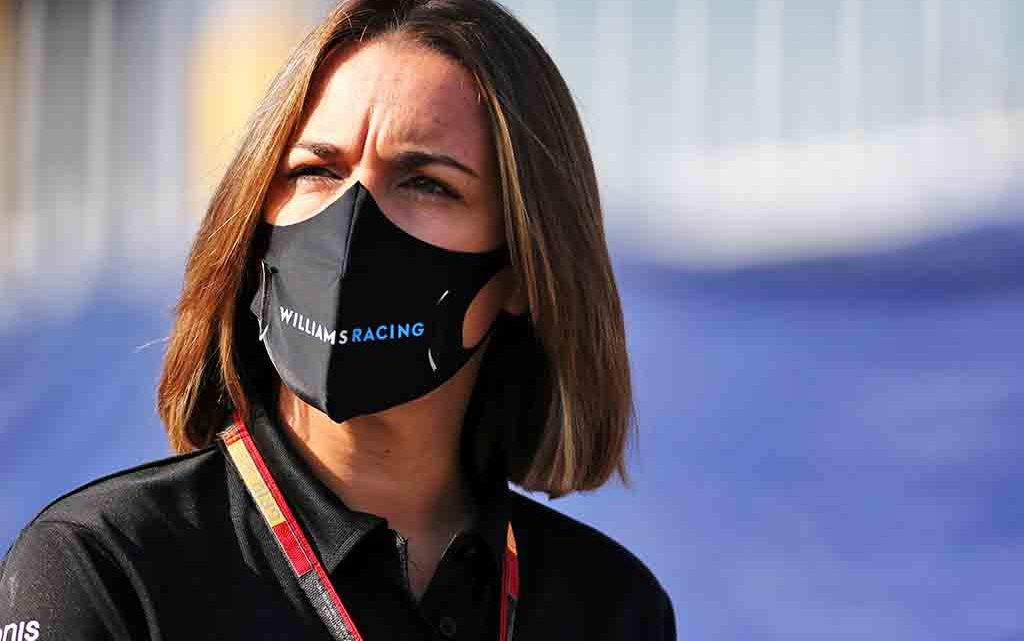 Claire Williams reveals two factors that meant 'game over'
