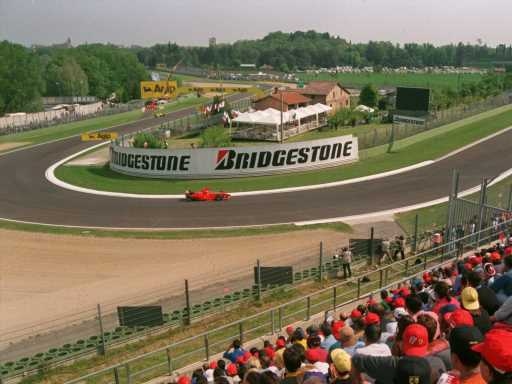 Imola confirms 13,000 fans can attend GP return   Planet F1