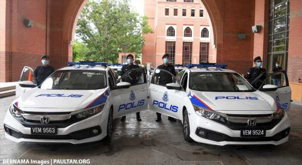 Honda Malaysia delivers 40 units of Civic to the army – paultan.org