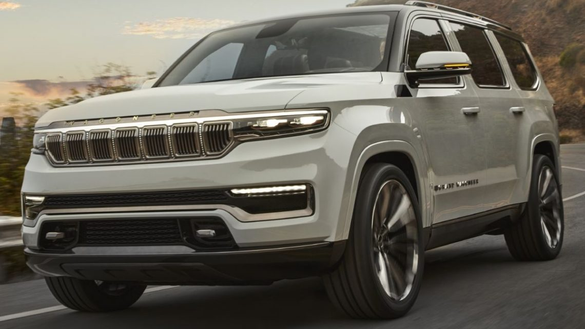 Jeep Grand Wagoneer Concept previews new premium SUV lineup – plug-in hybrid power, production in 2021 – paultan.org