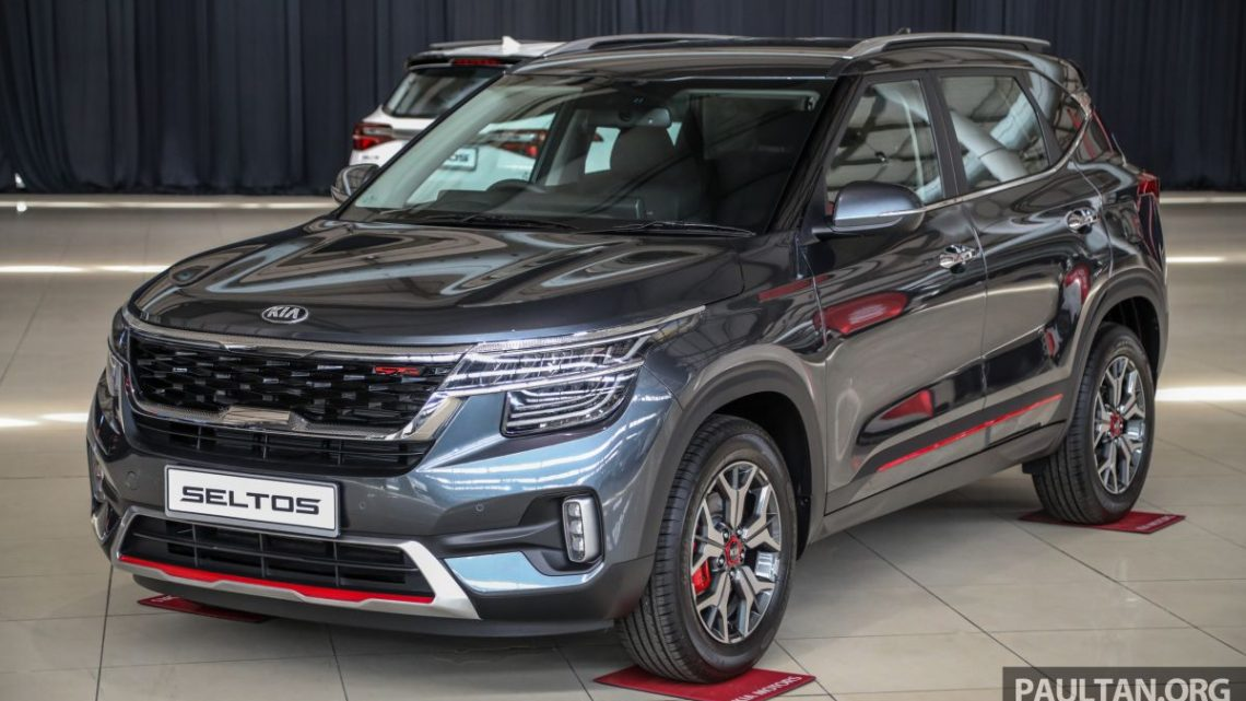 2020 Kia Seltos officially previewed in Malaysia – B-seg SUV with 1.6L NA, 123 PS/151 Nm; EX & GT-Line – paultan.org