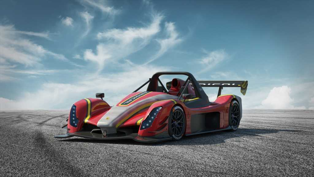 Radical SR10 First Look: Lower Costs, More Data, Crazy Fast