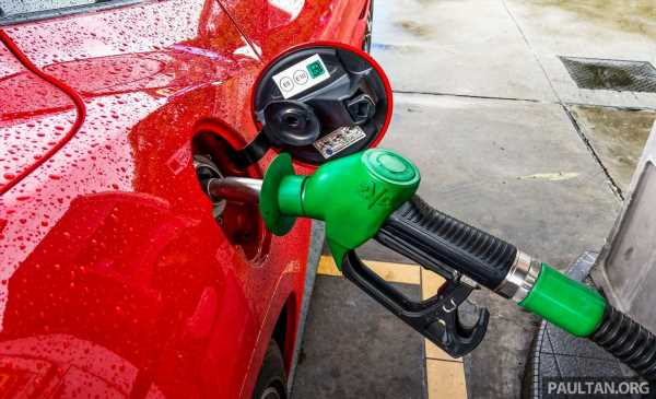 September 2020 week four fuel price – all down again; RON 95 to RM1.63, RON 97 to RM1.93, diesel to RM1.67 – paultan.org
