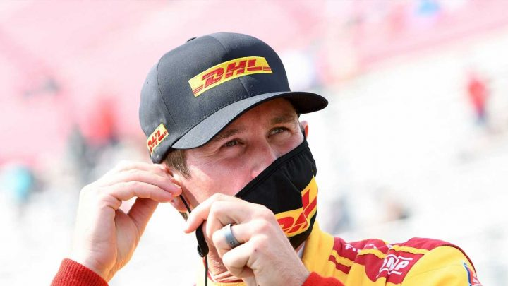 Hunter-Reay Frustrated with Dixon 'Hip Check' Despite Competitive Weekend