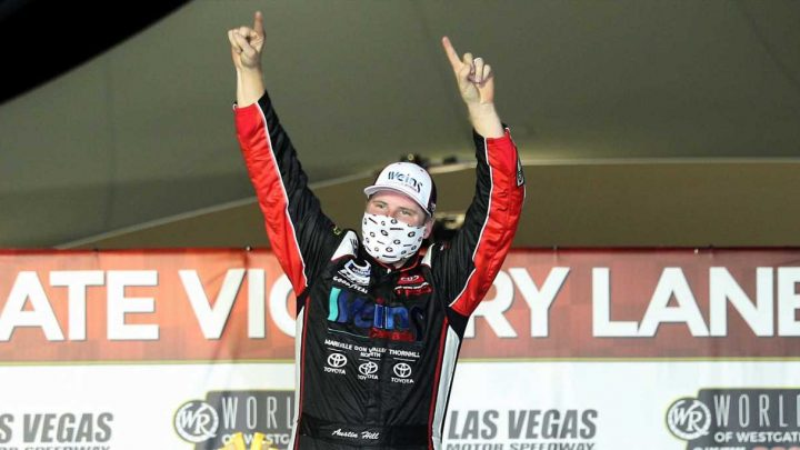 What You May Have Missed from the NASCAR Truck Series at Las Vegas