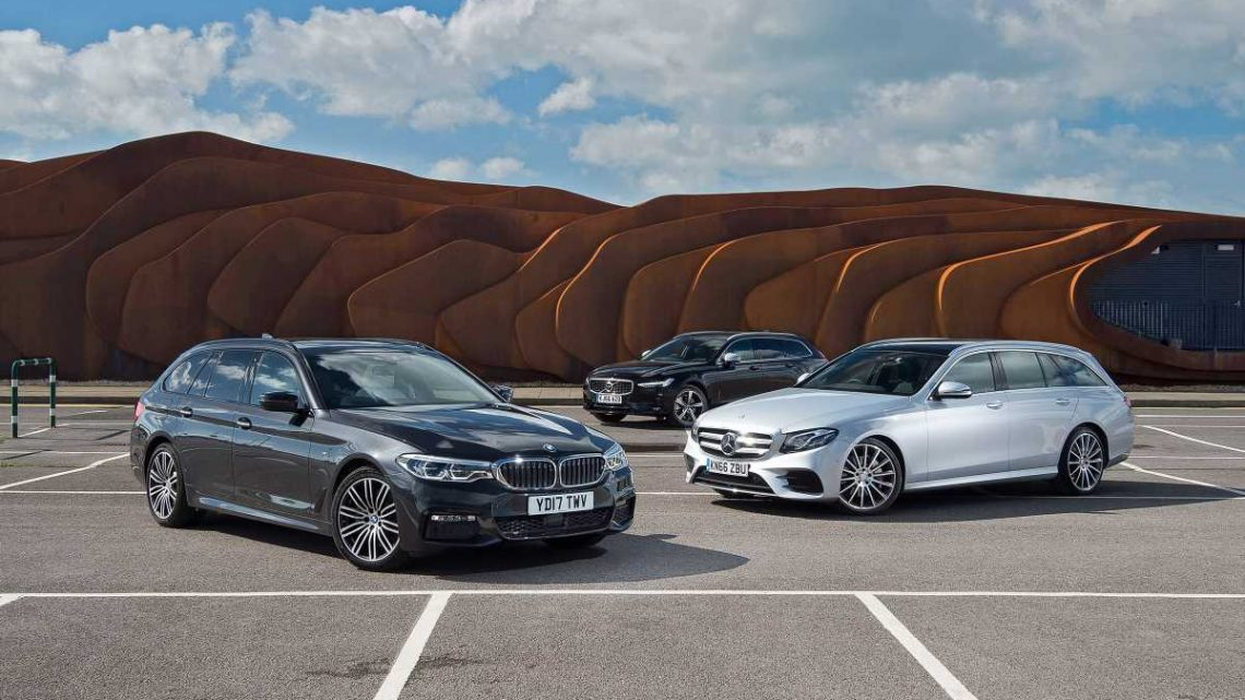 Best estate cars to buy in 2020
