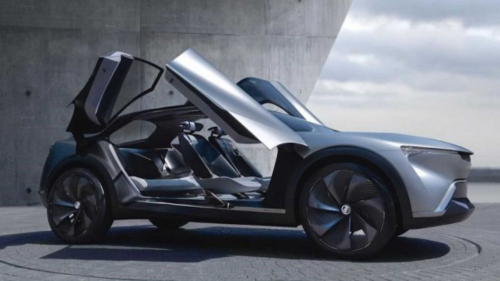 Buick Electra Concept Teases Brand's New Look, Electrified Future