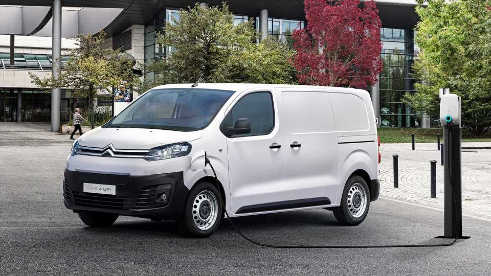 Half Of UK Vans Are 'Candidates For Electrification'
