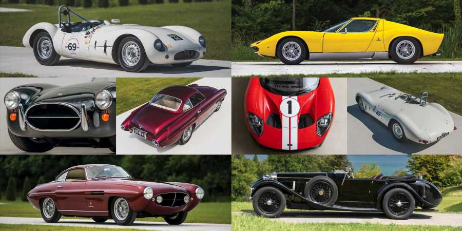 The 14 Best Million-Dollar Classic Cars on Sale Right Now