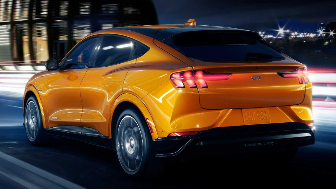 Ford Mustang Mach-E Sales Moving Online Because EV Buyers Are Internet Savvy