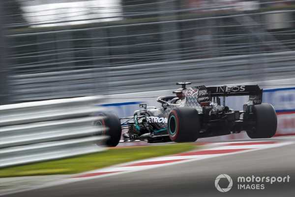2020 F1 Russian Grand Prix qualifying results & grid lineup