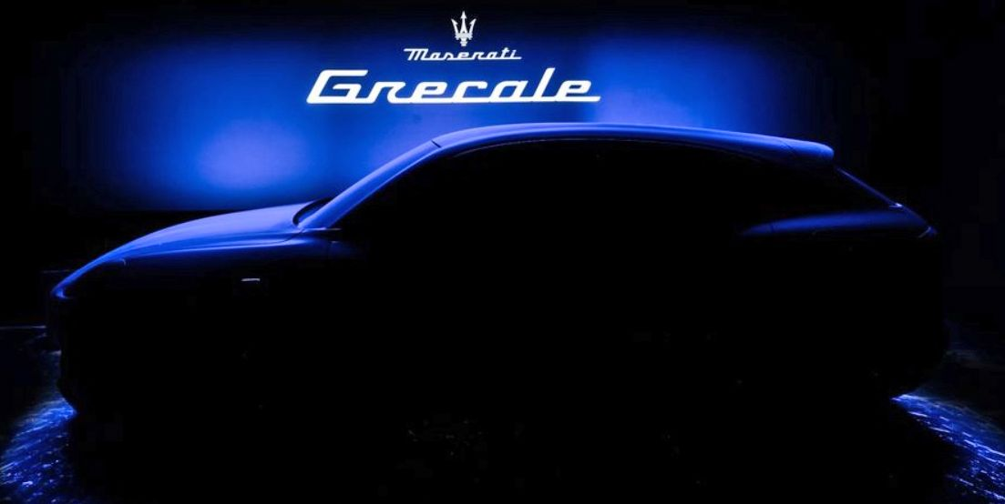 Upcoming Maserati Grecale SUV Will Be Offered as an EV Too