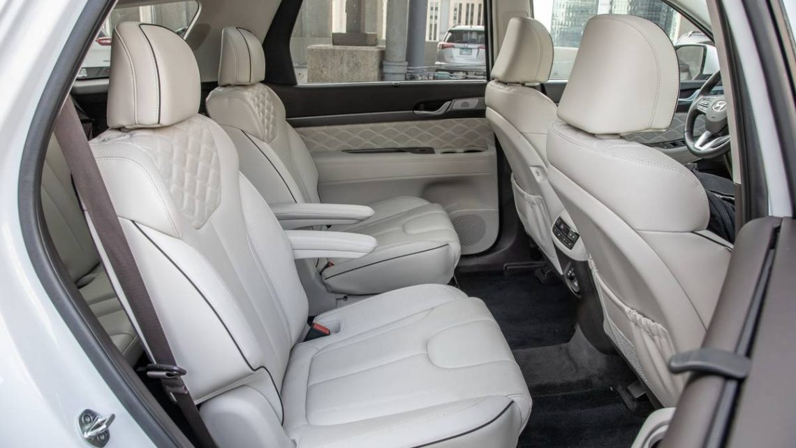 Which 3-Row SUVs Offer Captain's Chairs?