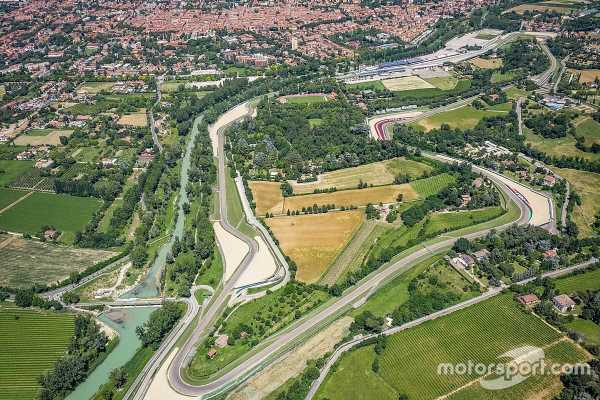Imola plans to sell 13,000 tickets for F1 race return