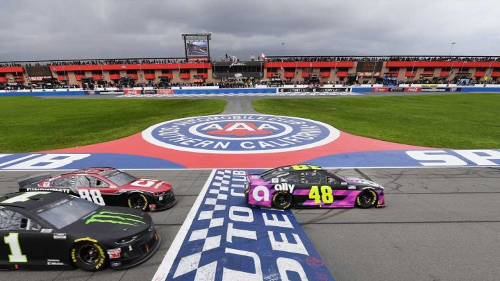 NASCAR Aims to Reconfigure Auto Club Speedway into Half-Mile Short Track