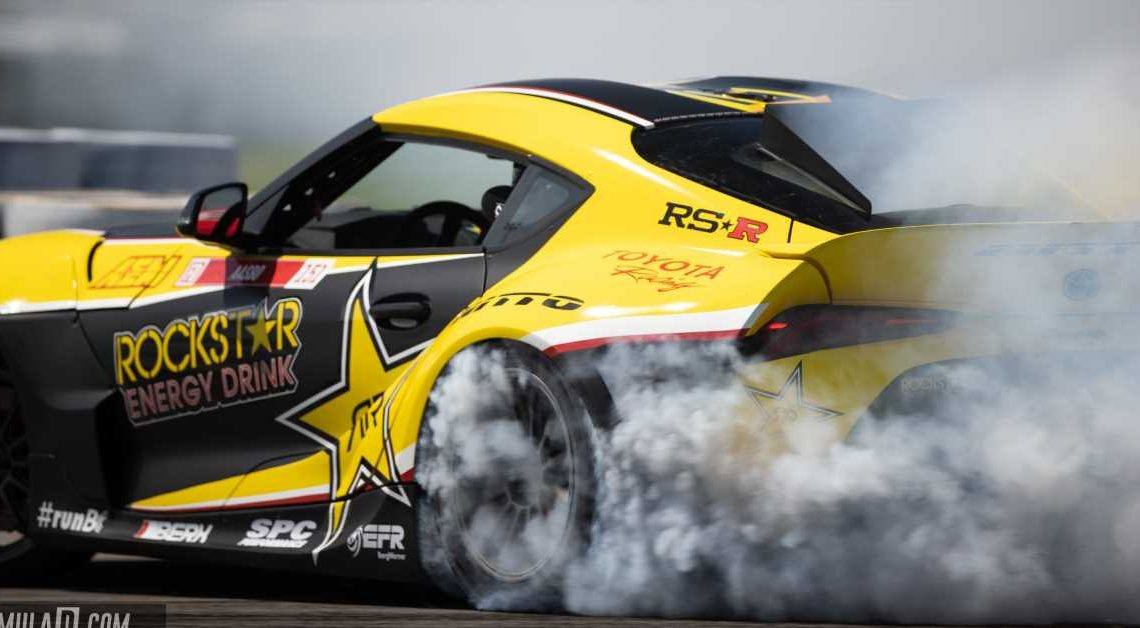Formula Drift Slides Into 2020 A Little Late But With Just as Much Tire Smoke
