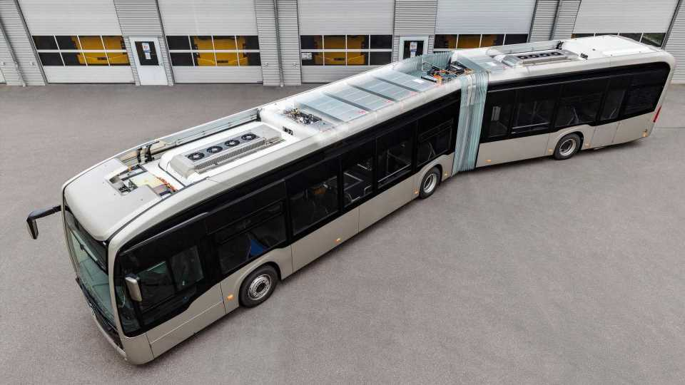 Mercedes-Benz eCitaro G Enters Market With Solid-State Battery Option