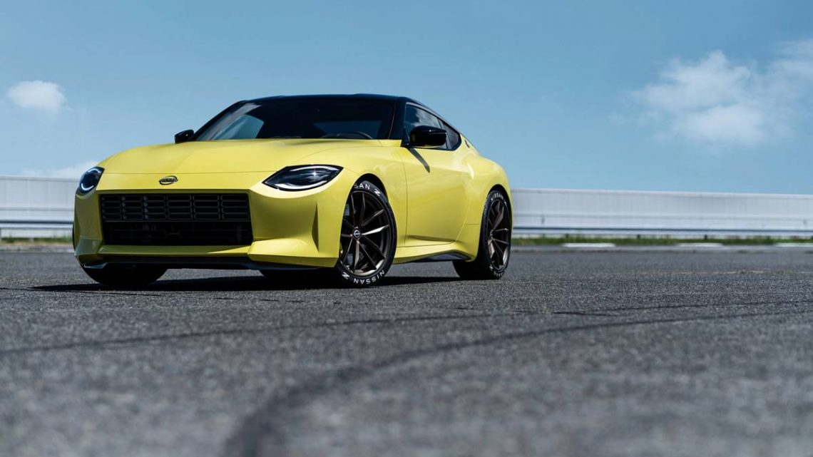 Nissan Z Proto Hews to Heritage While Updating Icon