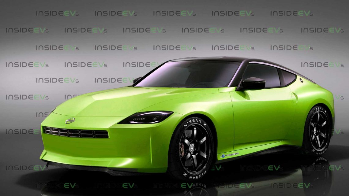 Should The Nissan Z Proto Have Previewed An Electric Sports Car?