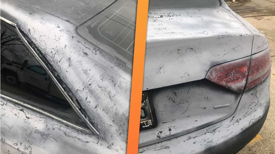 Here's Why Using Paint Stripper on a Plasti Dipped Car Is a Really Bad Idea