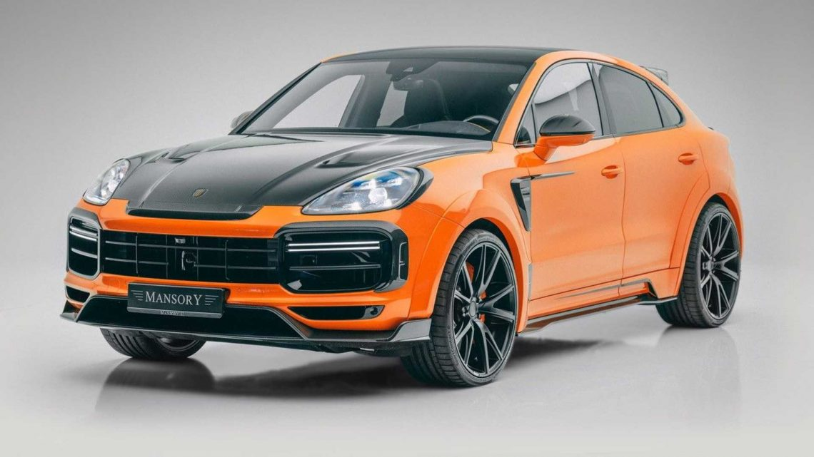 Porsche Cayenne Tuned By Mansory, But Is It Really For The Better?
