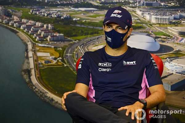 Sergio Perez holds clear-the-air F1 talks with Racing Point