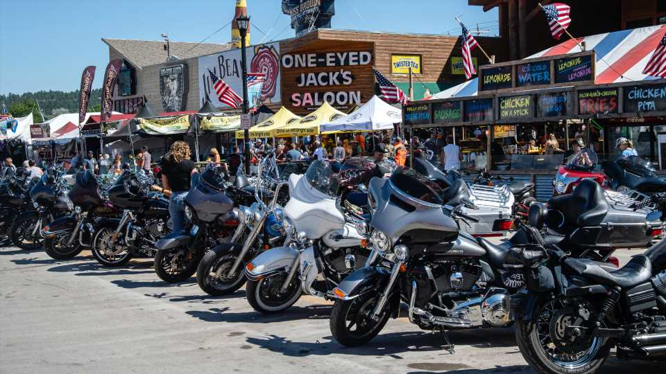 Sturgis Motorcycle Rally Led to 260K Coronavirus Cases, $12.2 Billion in Public Health Costs: Study