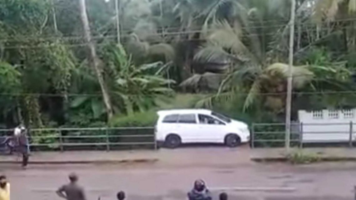 This Guy Is The King Of Parallel Parking