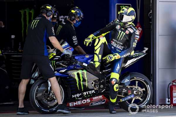 Why MotoGP's ageing rock star isn't just clinging to the limelight