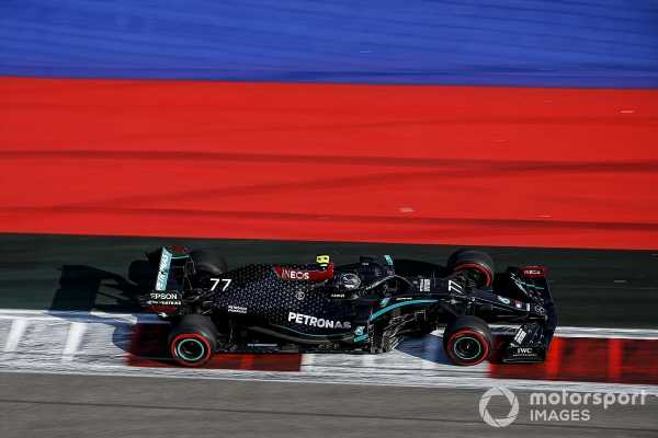 Why even Mercedes F1 is struggling to stay on track in Sochi