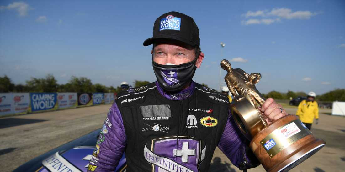 Everything You May Have Missed from the AAA Texas NHRA FallNationals