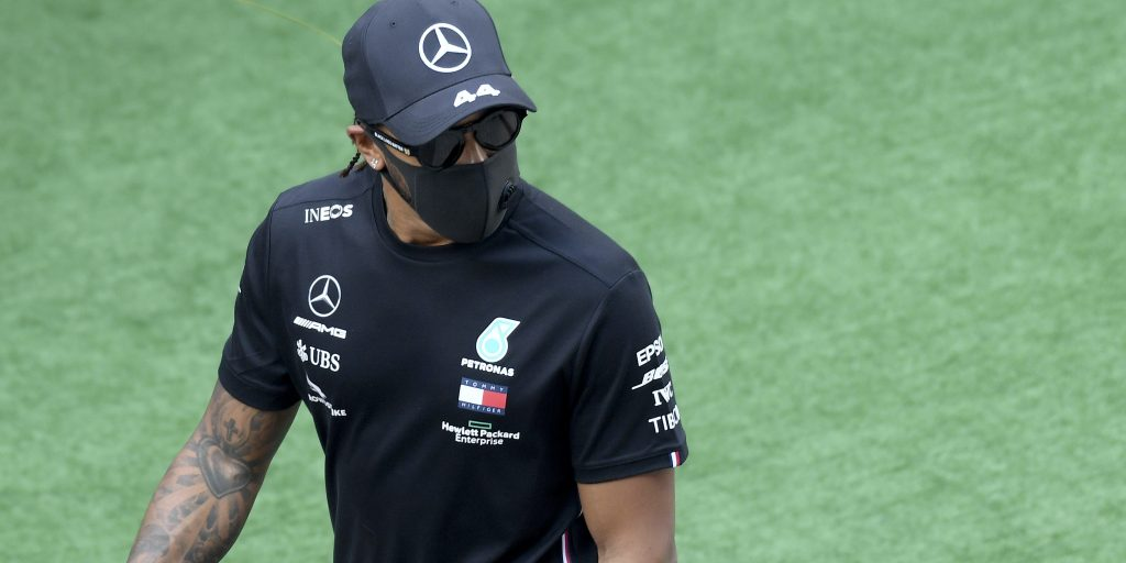 Lewis Hamilton 'surprised' by driver salary cap | F1 News by PlanetF1