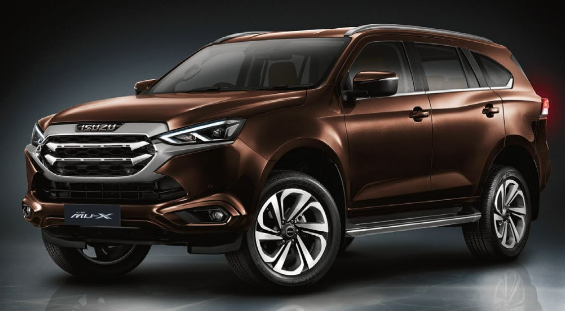 2020 Isuzu MU-X debuts – seven-seat SUV launched in Thailand with 1.9L and 3.0L turbodiesel engines, AEB – paultan.org