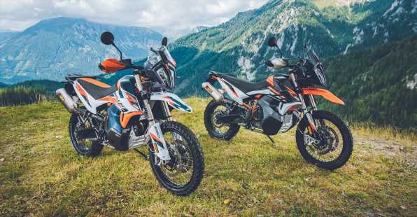 2021 KTM 890 Adventure R and 890 Adventure R Rally – 105 hp, 100 Nm, for the extreme adventure rider – paultan.org