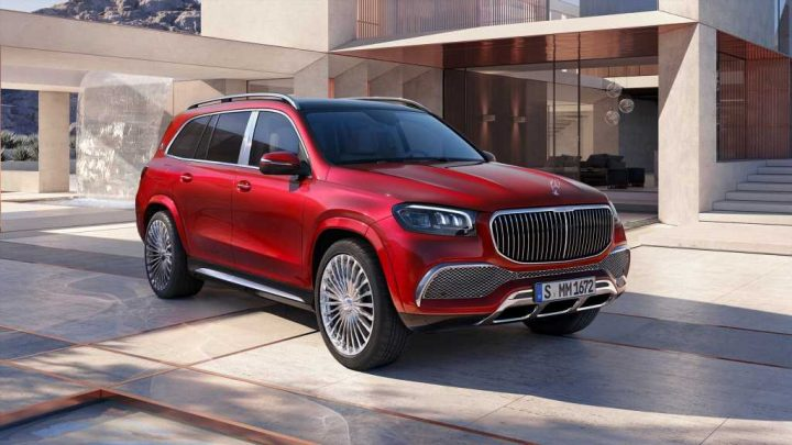 2021 Mercedes-Maybach GLS Priced to Compete With Bentley Bentayga