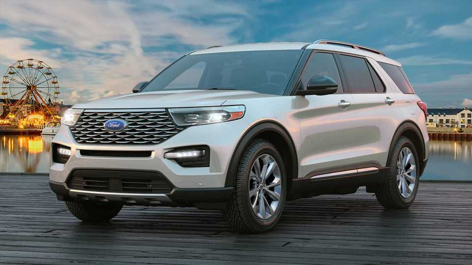 2021 Ford Explorer Extending Lineup With King Ranch, Timberline Trims