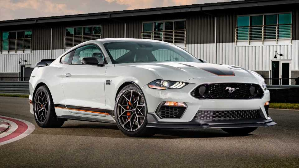 2021 Ford Mustang Mach 1 Options Pricing Confirmed