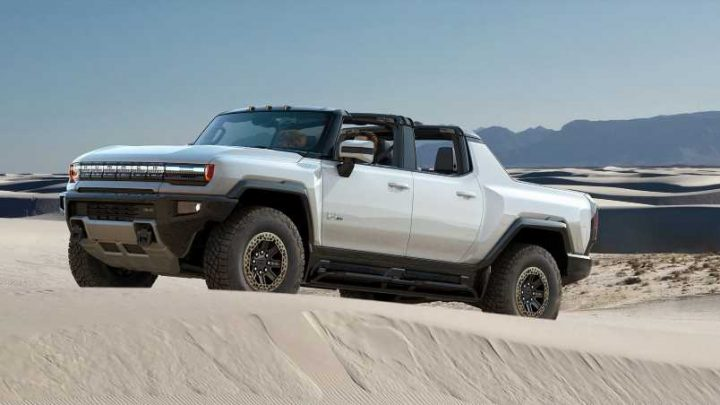 GMC Hummer EV Reservations Hit Limit for Edition 1
