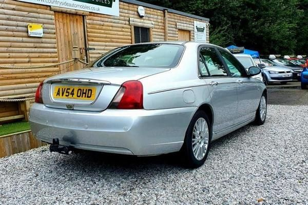 Rover 75   Shed of the Week