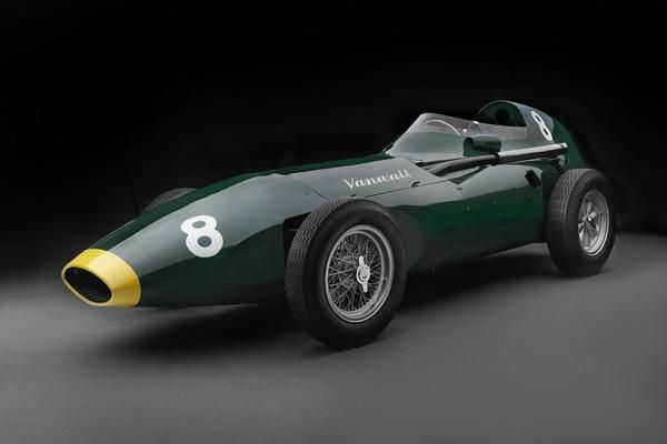 Vanwall name resuscitated for continuation cars