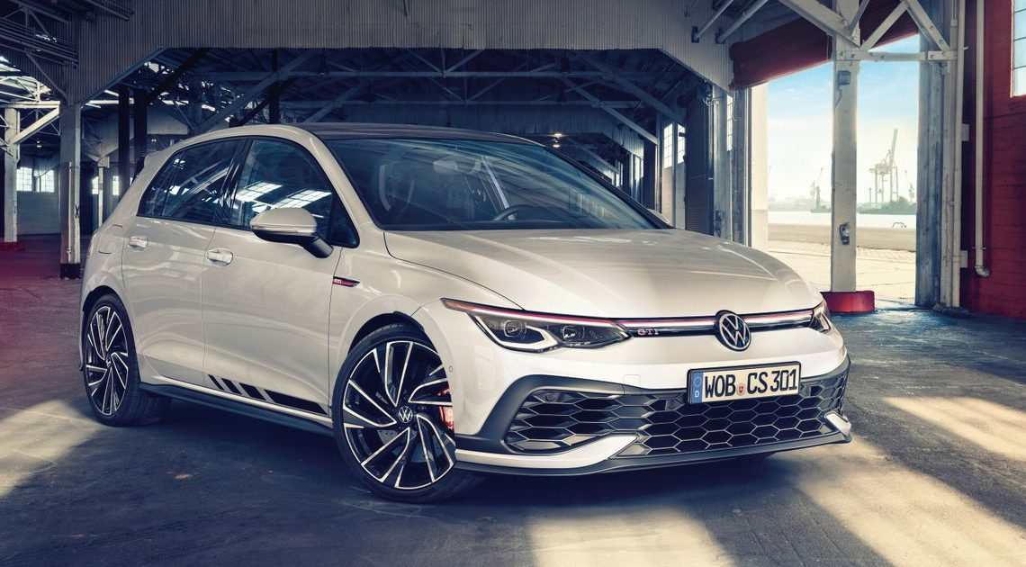 The New VW Golf GTI Clubsport Has 297bhp And A Bespoke Chassis, But No Manual