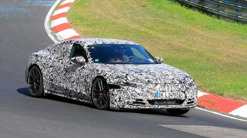 Audi e-tron GT: specs, images and RS model confirmed