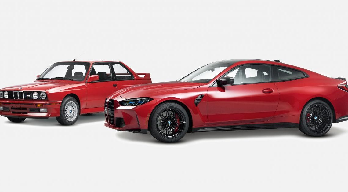 BMW partners up with Kith to create two one-offs – E30 M3 Ronnie Fieg Edition and G82 M4 Kith concept – paultan.org
