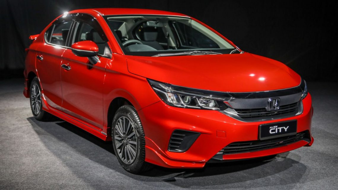 2020 Honda City – Modulo packages and accessories – paultan.org