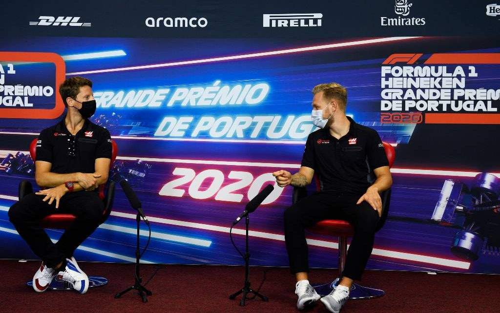 Romain Grosjean told: 'For financial reasons, I need both of you out'