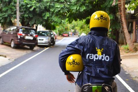 Rapido launches Bike Taxi services in Mumbai