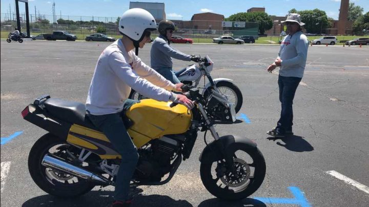 Here's Why You Should Take Your Teenager to Motorcycle Driving School